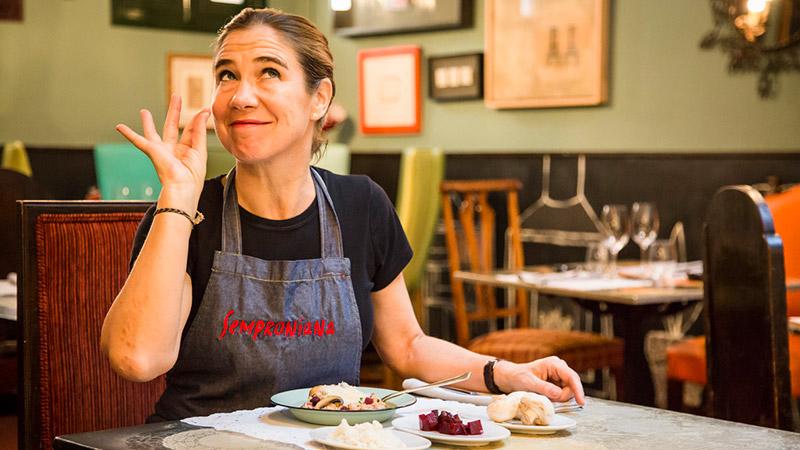 semproniana ada parellada restaurantes mujeres barcelona