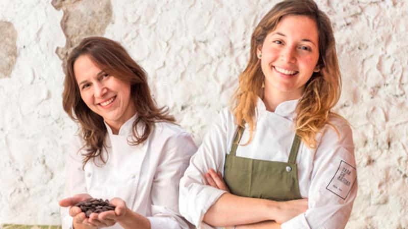 ariadna adnaloy osio restaurantes mujeres barcelona