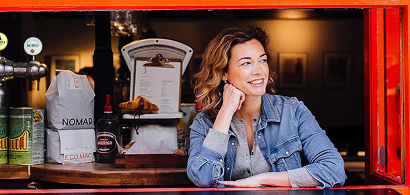 helena garriga restaurantes mujeres barcelona
