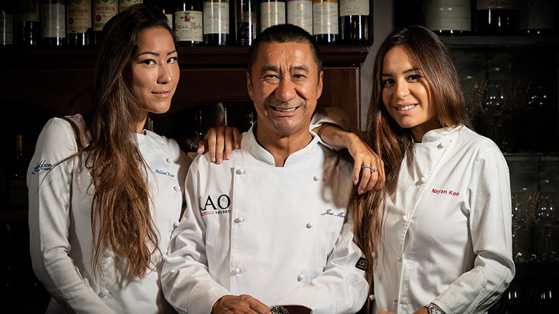 Meilan Nayan Kao restaurantes mujeres barcelona