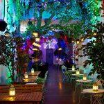 El Jardinet d'Aribau, cenas con encanto en un jardín del Eixample