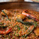 Maná 75, buenos arroces y paellas en La Barceloneta