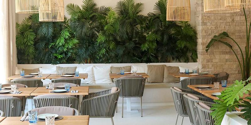Lía restaurantes románticos de Valencia