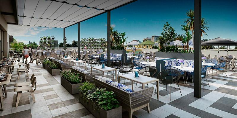 atic palau alameda mejores restaurantes con terraza de valencia