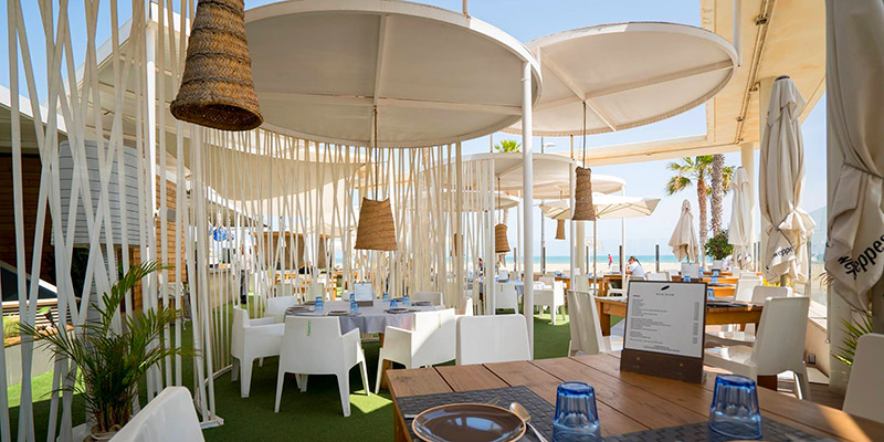 brassa de mar restaurante con terraza en alboraia