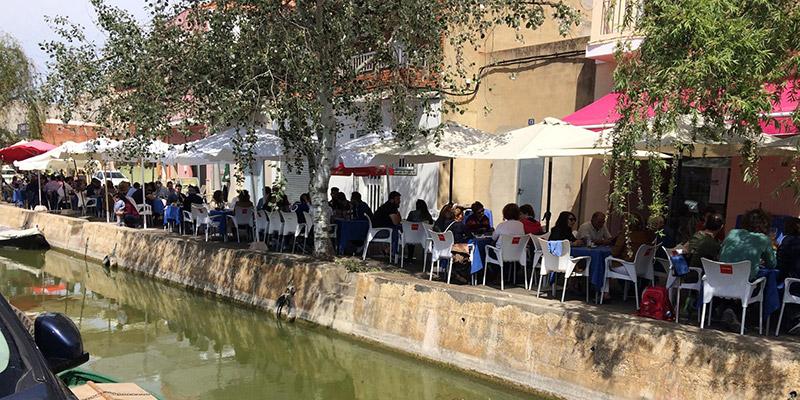 arrocería maribel restaurante terraza valencia