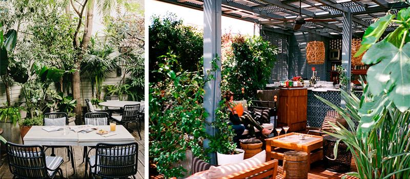 grenhouse mejores restaurantes terrazas barcelona