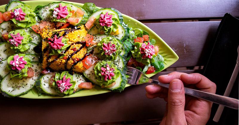 sanissimo restaurantes veganos de madrid