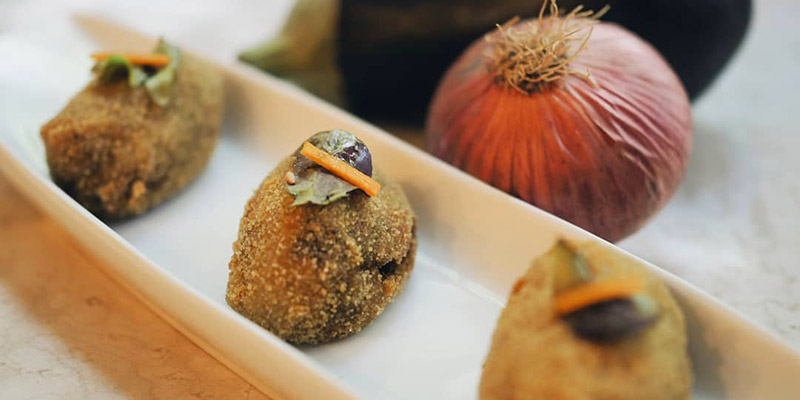 buffet verd mejores restaurantes vegetarianos de barcelona