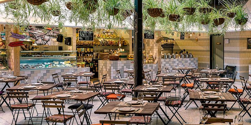 el huerto de lucas restaurante vegetariano madrid