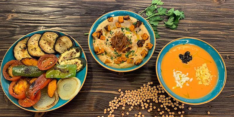 hummus original mejores restaurantes vegetarianos de madrid