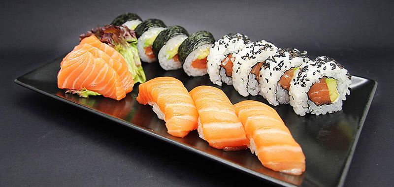 sushi a domicilio en madrid