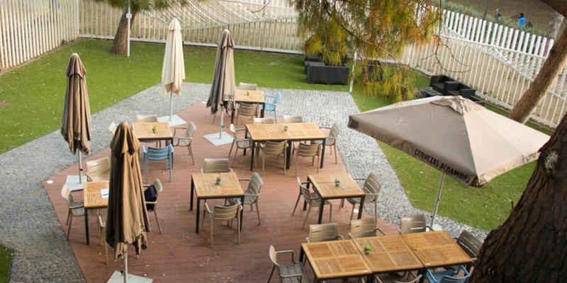 Jardines del Palau restaurantes románticos de Valencia