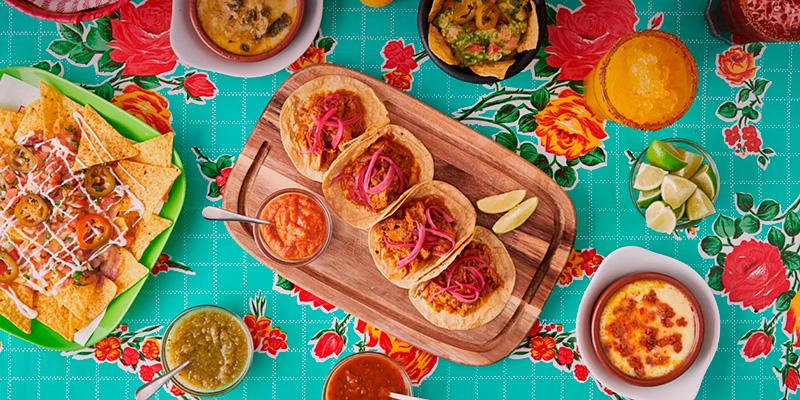 la taquería barcelona mexicano