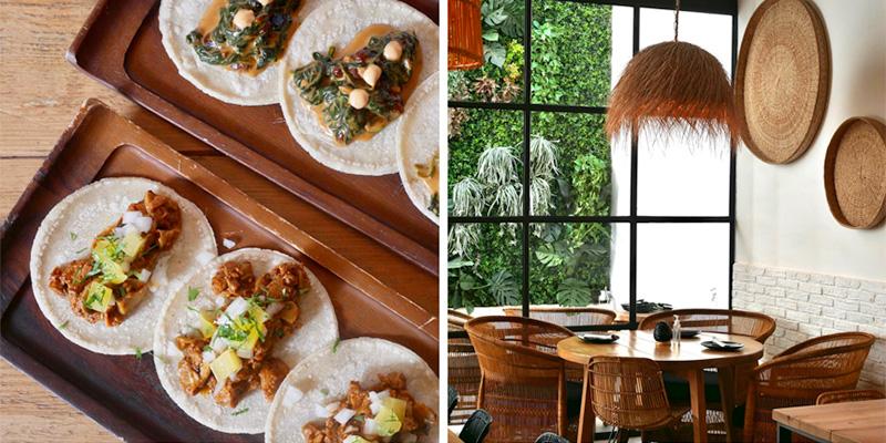 maro azul mejor restaurante mexicano de barcelona