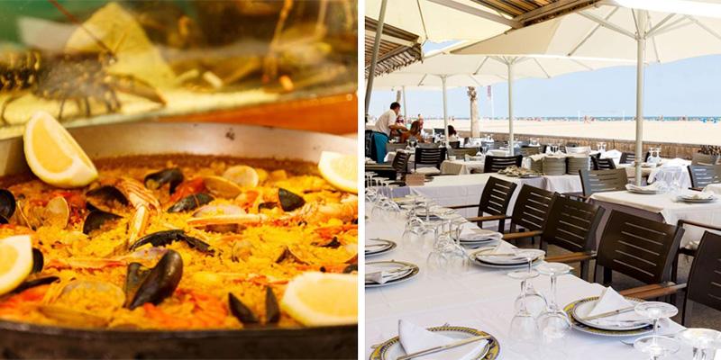 casa navarro restaurante en la playa de valencia