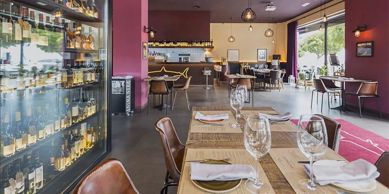 tintorera restaurantes en la playa de valencia